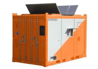 550 AG konteineris nuo 1000 iki 2000 bar